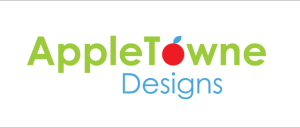 Appletowne Logo_White Back